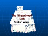 Gingerbread Man - Positional Word