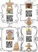 Gingerbread Man QR Scanner Listening Center
