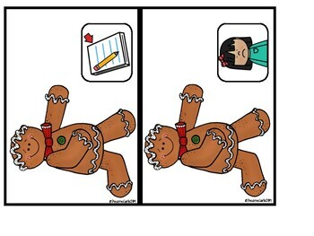 Gingerbread Man Read the Room_CVC Words (Short a words)