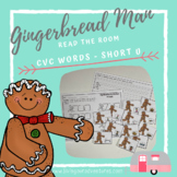 Gingerbread Man Read the Room_CVC Words (Short u words)