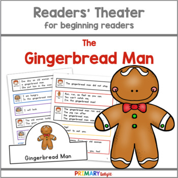 Gingerbread Man Readers' Theater