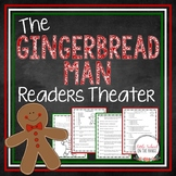 Gingerbread Man Readers Theater and Activities
