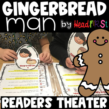 Gingerbread Man Readers Theater