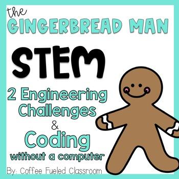Gingerbread Man STEM
