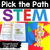 Gingerbread Man STEM Activities