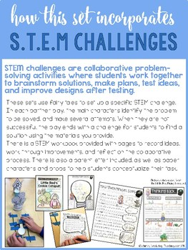 Gingerbread Man STEM Challenge with Growth Mindset
