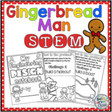 Gingerbread Man STEM Challenges