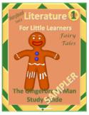 Gingerbread Man Sampler