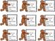 Gingerbread Man - Loose in School - Scavenger Hunt