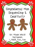 Gingerbread Man Sequencing