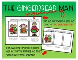 Gingerbread Man - Sequencing