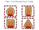Gingerbread Man Shape Game
