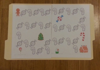 Gingerbread Man Sight Word Games