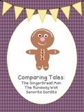 Gingerbread Man Stories : Comparing Tales