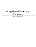 Gingerbread Man Story Elements