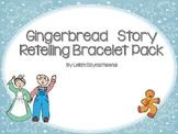 Gingerbread Man Story Retelling Bracelet