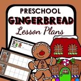 Gingerbread Man Theme Preschool Lesson Plans - Gingerbread