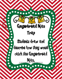 Gingerbread Man Trap Activity