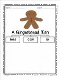 Gingerbread Man Tree Map