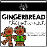 Gingerbread Man Unit