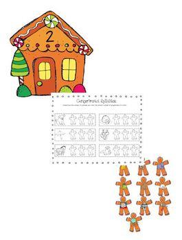 Gingerbread Man Unit