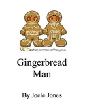 Gingerbread Man Unit (Common Core Aligned)