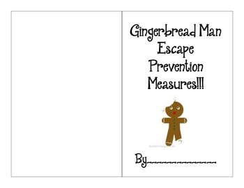 Gingerbread Man Unit Supplement