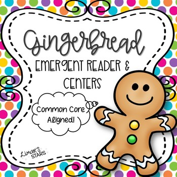 Gingerbread Man Literacy Unit
