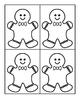Gingerbread Man CVC Write The Room
