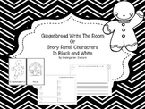 Gingerbread Man Write The Room or Story Retell