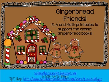 Gingerbread Man and Friends- a Differentiated and Common C