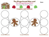 Gingerbread Man and Gingerbread Girl Compare and Contrast
