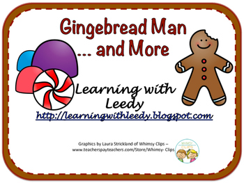 Gingerbread Man and More