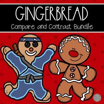 Gingerbread Man and Ninjabread Man BUNDLE