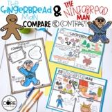 Gingerbread Man & Ninjabread Man: Read-Aloud Compare/Contr