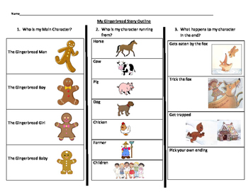 Gingerbread Man and other stories