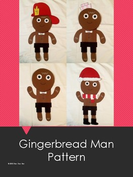 Gingerbread Man is on the Loose