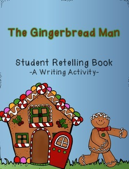 Gingerbread Man retelling book