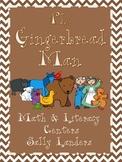 FUN on the RUN! Gingerbread Man & Brown Bear! Common Core Math and Literacy Unit