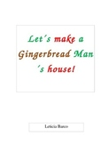 Gingerbread Man´s House Craft