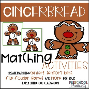 Gingerbread Match Centers