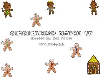 Gingerbread Match Ups