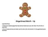 Gingerbread Match-up (1-10)