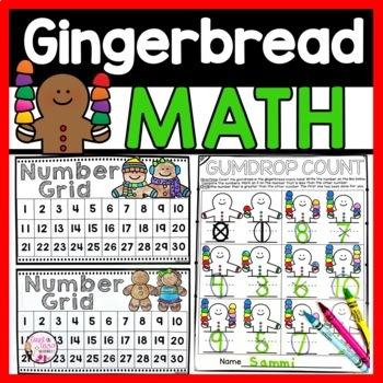 Gingerbread Man Math