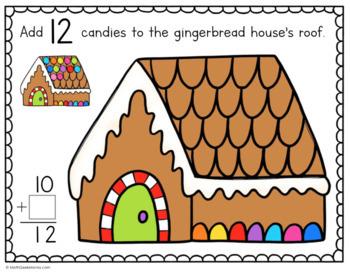 Gingerbread Math Activities | Grades K-2
