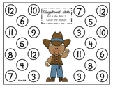Gingerbread Math Addition Games