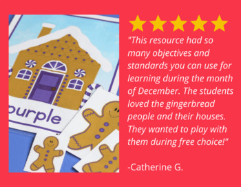Gingerbread Activities Bundle   Gingerbread Man Math and Literacy Activities