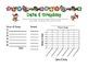 Gingerbread Math & ELA- Project Based Learning