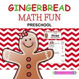 Gingerbread Man: Math Fun for Preschoolers