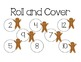 Gingerbread Math & Literacy Centers for Pre-K - K